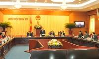 Ketua MN Vietnam, Nguyen Sinh Hung menerima para Dubes, Kepala Kantor Perwakilan Vietnam di luar negeri
