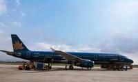 Vietnam Airlines melakukan kerjasama patungan dengan Jet Airways
