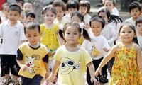 Vietnam mempertahankan tarap kelahiran yang rasional
