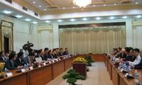Anggota MN muda Vietnam dan legislator muda Jepang memperkuat kerjasama