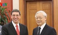 Vietnam dan Kuba akan terus memperkuat hubungan kerjasama di semua bidang