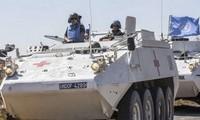 PBB mengevakuasikan semua serdadu dari daerah dataran tinggi Golan
