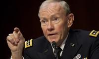 Jenderal AS memperingatkan kemungkinan menggelarkan pasukan infanteri dalam perang anti IS