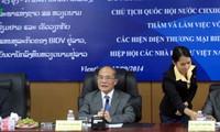 MN Vietnam bersedia berbagi pengalaman dengan Parlemen Laos