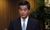 Kepala Zona Administrasi Istimewa Hong Kong (Tiongkok) berkomitmen menegakkan kembali ketertiban sosial