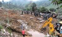 Kira-kira 100 orang tewas dalam tanah longsor di Srilanka