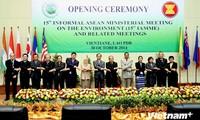 ASEAN dan negara-negara mitra memperkuat perlindungan lingkungan hidup