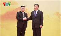 Aktivitas Presiden Vietnam, Truong Tan Sang di APEC 22