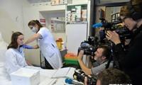 Uji coba vaksin Ebola memberikan hasil yang menjanjikan
