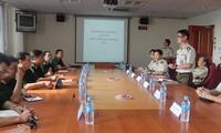 Singapura dan Vietnam memperkuat kerjasama tentang kedokteran militer