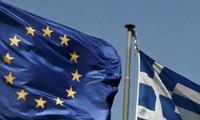 Uni Eropa bertekad membantu Yunani berdiri mantap di dalam Eurozone