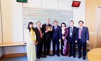 Delegasi legislator persahabatan Vietnam mengunjungi Kerajaan Inggris