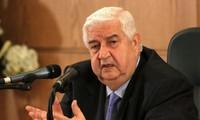 Pemerintah Suriah dan pasukan oposisi berencana melakukan perundingan di Kairo