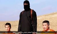 IS membenarkan telah mengeksekusi seorang sandra Jepang