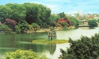 Memperkenalkan sepintas lintas tentang sejarah danau Hoan Kiem