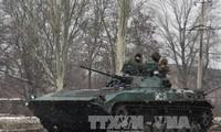 Kelompok Kontak tentang Ukraina menyepakati permufakatan gencatan senjata baru