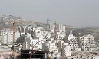 Jumlah rumah pemukiman orang Yahudi di Tepian Barat meningkat dengan angka rekor pada tahun 2014