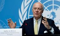 Utusan Khusus PBB datang ke Suriah untuk mengusahakan permufakatan gencatan senjata di Aleppo