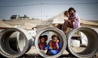 Bentrokan di Suriah masuk tahun ke-5