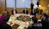 Konferensi tingkat tinggi G7 berfokus membahas keamanan maritim dan bentrokan Ukraina