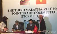 Vietnam dan Malaysia berupaya mendorong kerjasama internasional