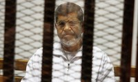 Mantan Presiden Mesir, Mohammad Morsi menghadapi hukuman mati