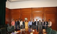 Vietnam dan India memperkuat kerjasama di bidang lingkungan hidup