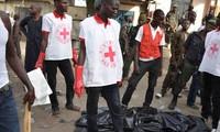 Serangan bom bunuh diri di Nigeria sehingga menewaskan sedikit-dikitnya 26 orang