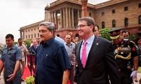 India dan AS memperpanjang permufakatan kerangka tentang kerjasama pertahanan