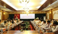 Pemimpin Kedutaan Besar 10 negara melakukan kunjungan kerja di provinsi Bac Giang