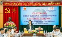Mengumumkan Laporan nasional tentang kepemudaan Vietnam