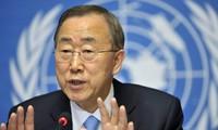 PBB mengimbau kepada semua negara supaya mendorong cepat proses perundingan tentang perubahan iklim