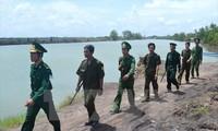 Vietnam dan Kamboja melakukan survei lapangan di daerah perbatasan