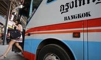 Perusahaan Thailand berencana membuka jalur perhubungan bis Thailand-Laos-Vietnam