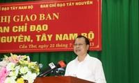 Tiga kawasan strategis Vietnam memperkuat pengembangan ekonomi, menjamin pertahanan keamanan