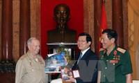 Para ilmuwan Vietnam-Federasi Rusia bekerjasama di bidang penelitian angkasa luar demi tujuan damai