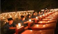 Penjelasan tentang aktivitas-aktivitas peringatan hari Prajurit Penyandang Cacad dan Martir di Vietnam