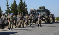 Ketegangan di perbatasan Turki –Suriah