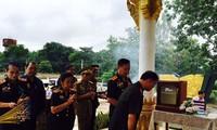 Orang Vietnam di Laos memperingati Hari Prajurit Penyandang Cacad dan Martir (27 Juli)