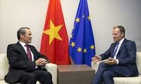 Menguasai kesempatan-kesempatan dari FTA Vietnam-Uni Eropa