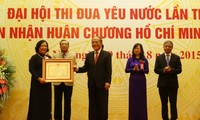 Memperingati ultah ke-70 Berdirinya Instansi Tenaga Kerja - Penyandang Cacad dan Sosial Vietnam