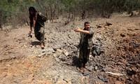 Tentara Turki melakukan serangan bom terhadap sasaran-sasaran PKK di Irak Utara