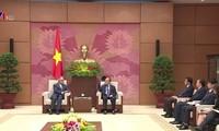 MN Vietnam ingin mempererat lagi kerjasama dengan Parlemen Arab Saudi