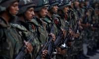 Mesir untuk pertama kalinya mengerahkan pasukan infanteri untuk ikut berperang