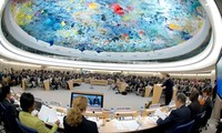Pembukaan Persidangan Periodik ke-30 Dewan Hak Manusia PBB