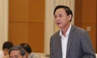 Persidangan ke-41, Komite Tetap MN Vietnam angkatan ke-13 berbahas tentang pengawasan pengelolaan dan penggunaan tanah