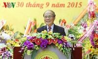 Provinsi Phu Tho harus menjadi pusat perkembangan di daerah lereng gunung Vietnam Utara