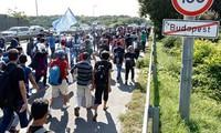 Sekjen PBB mengimbau supaya berbagi beban relokasi untuk para migran di Eropa