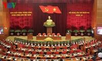 Komunike pers tentang acara penutupan Sidang Pleno ke-12 KS PKV angkatan ke-11