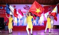 Kira-kira 300 peserta menghadiri Perkemahan ASEAN+1